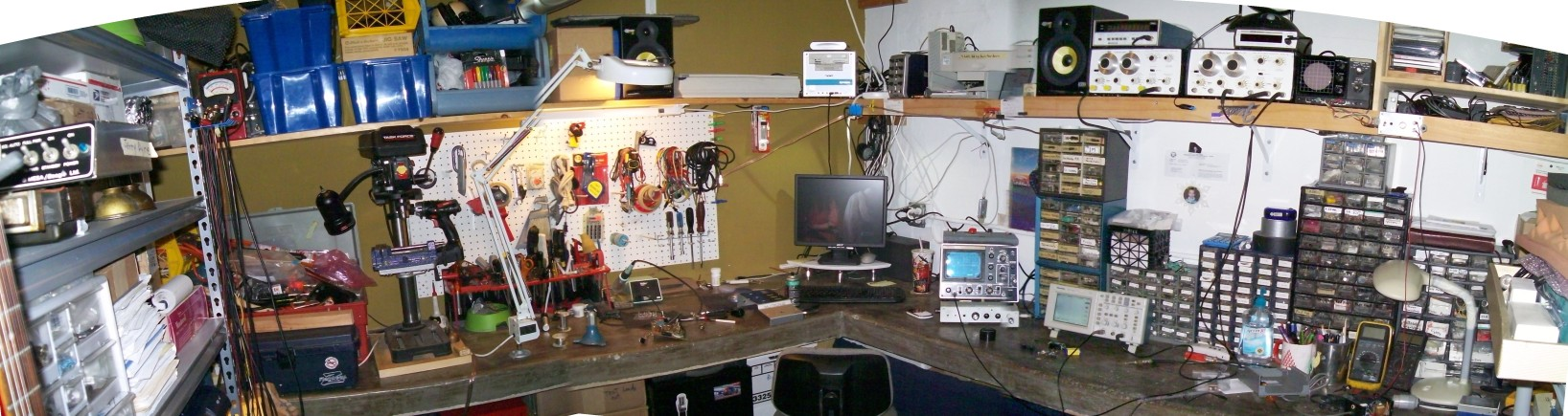 Work Bench June 2014